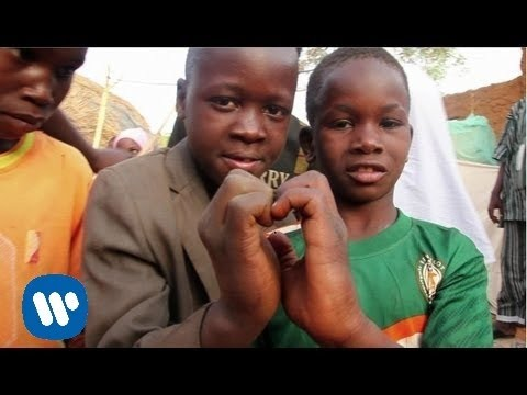 David Guetta - Without You (Sahel Hunger Crisis) ft. Usher