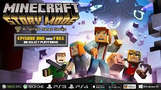 Minecraft: Story Mode E1 now free on all platforms
