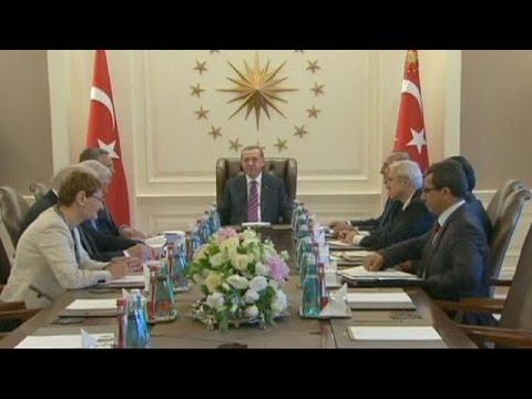 Erdoğan: ''PYD bizim için PKK ile eştir''