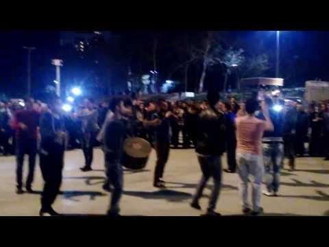 taksim meydanda sivas halayı (abduraman) şarkışla belediyesine tesekkurler...