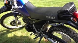 9. 2006 Yamaha XT225