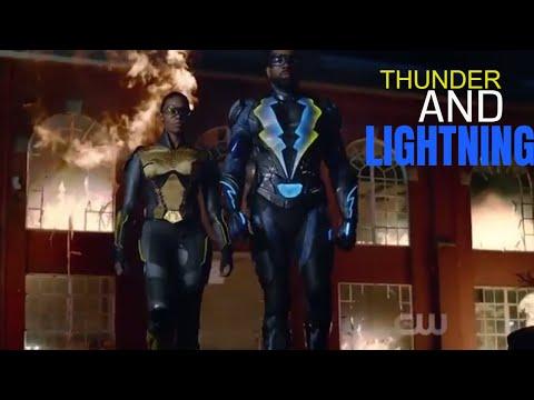 Black Lightning 1x9 | fight scene | season 1 episode 9
