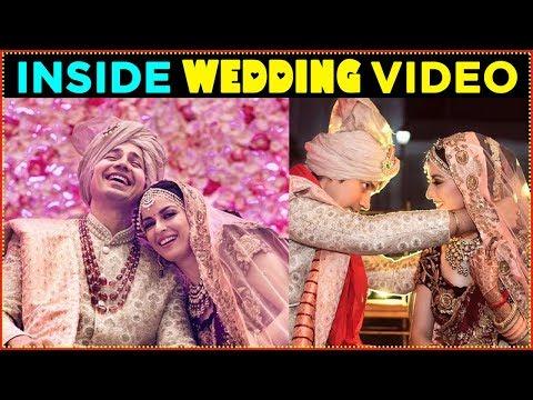 Ekta Kaul And Sumeet Vyas Fairytale Wedding INSIDE