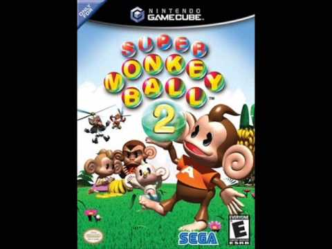 Super Monkey Ball 2 OST - World 9 - Space Colony