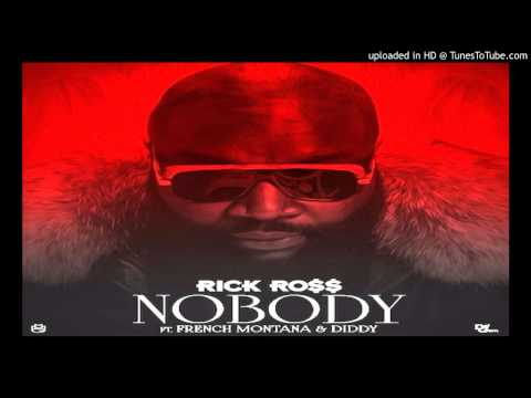 Rick Ross - Nobody ft  French Montana (OFFICIAL AUDIO)