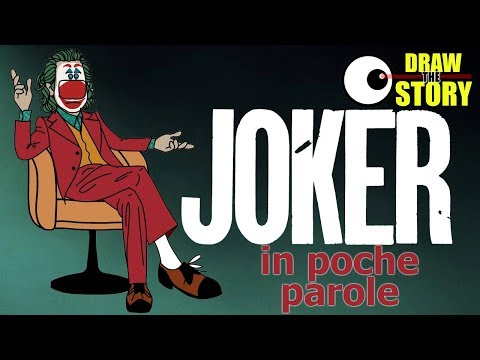 Il RIASSUNTO di JOKER in 7 minuti 🃏 Draw The Story