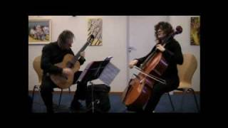 Ingersheim France  City pictures : Sonate Arpeggione Schubert Duo Atlantide