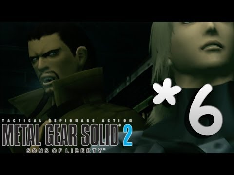 Metal Gear Solid 2: Sons of Liberty - Episode 6 - Vamp