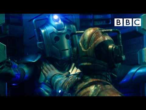 The Cyberman that makes other Cybermen scream - Doctor Who | BBC