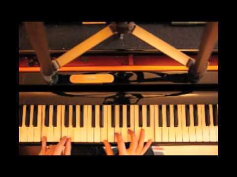 Salsa Piano Montuno Lesson#3