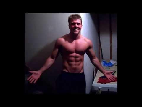 Josh S. P90X Transformation