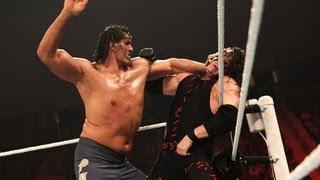 Video The Great Khali vs. Kane - Beat the Clock Challenge: Raw MP3, 3GP, MP4, WEBM, AVI, FLV Juni 2019