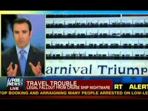 Maritime Lawyer Michael Winkleman interviewed on the Carnival Triumph situation