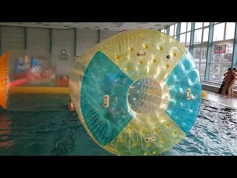 Water Inflatable Roller