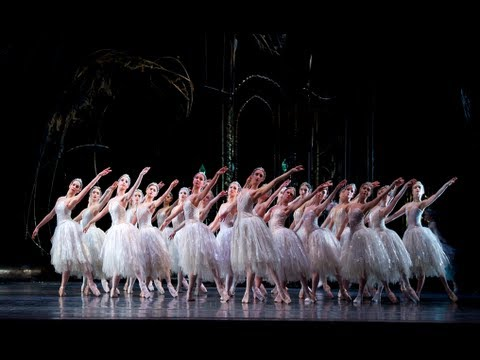 Royal Opera House Cinema Season 2012/13: from backstage films to the greatest stars