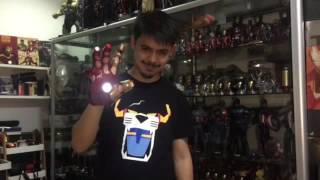 Iron Man Mark 42 Repulsor Palm