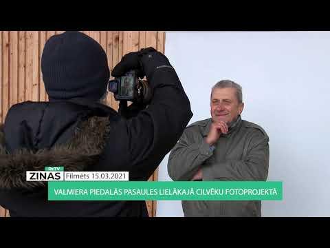 Valmiera piedalās pasaulē lielākajā cilvēku foto projektā
