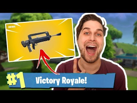 NIEUW WAPEN TESTEN EN METEEN 10 KILL WIN! - Fortnite Battle Royale (Nederlands)