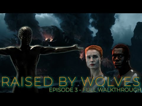 Raised by Wolves Episode 3 Explained | Virtual Faith | Can nothing stop Mother's rampage?!