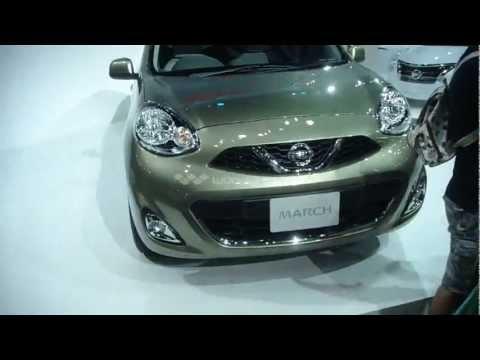 Nissan in Bangkok Motor Show 2013