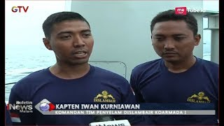 Video Tim Penyelam Dislambair Koarmada Ceritakan Detik-detik Penemuan CVR Lion Air PK-LQP - BIM 14/01 MP3, 3GP, MP4, WEBM, AVI, FLV Januari 2019