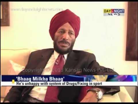 Milkha Singh – Bhaag Milkha Bhaag Interview