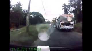 Padukka Sri Lanka  City pictures : Driving in Sri Lanka - Sweety @ Padukka