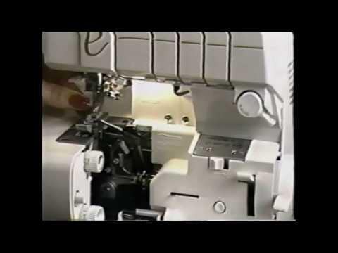 Baby Lock Imagine Surger Instructional Video