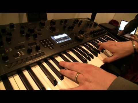 MESSE 2015: Modal Electronics 008 Pure Analogue Polysynth