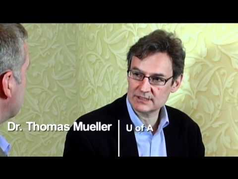 ABDC – Dr. Thomas Mueller, UofA – Analytics, Big Data, and The Cloud