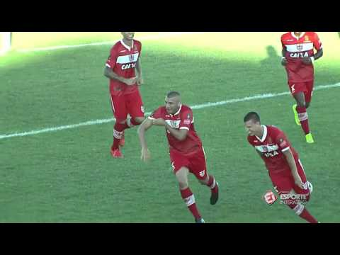 Copa Nordeste - Coruripe 1 x 3 CRB