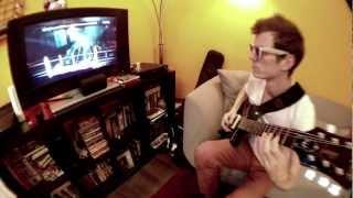 Voici Rocksmith le premier jeu vidéo qui se joue avec une VRAIE guitare. J'ai eu la chance de le tester en avant-première, je me...