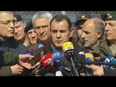 Νίκος Παναγιωτόπουλος: «Τα σύνορα φρουρούνται και φυλάσσονται άριστα»