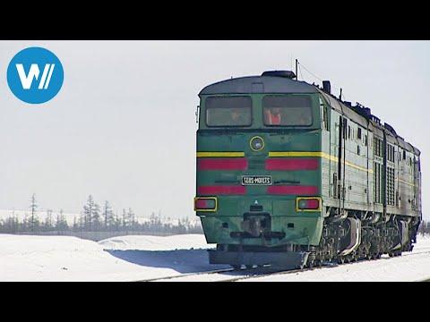 Die Eisenbahn vom Baikal zum Amur (360° - GEO Reporta ...