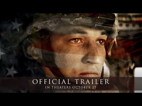 Thank You for Your Service official trailer
