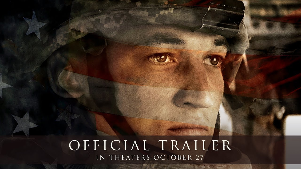 Watch Post Traumatic Stress Disorder Soldier Miles Teller in 'Thank You for Your Service' (Trailer) with Amy Schumer & Haley Bennett