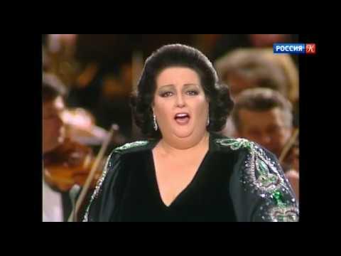 Montserrat Caballe and Marilyn Horn.Concert in Munich.Монтсеррат Кабалье и  Мэрилин Хорн.Мюнхен. (видео)