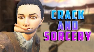 CRACK AND SORCERY • BLADE AND SORCERY VR