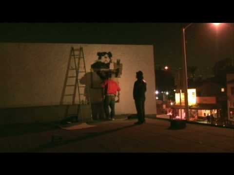 "Banksy ""Exit Through the Gift Shop"" Trailer"