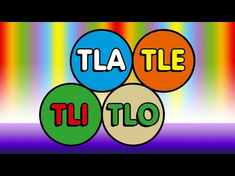 TLA TLE TLI TLO - CRIANÇAS INTELIGENTES - AEIOU - A E I O U