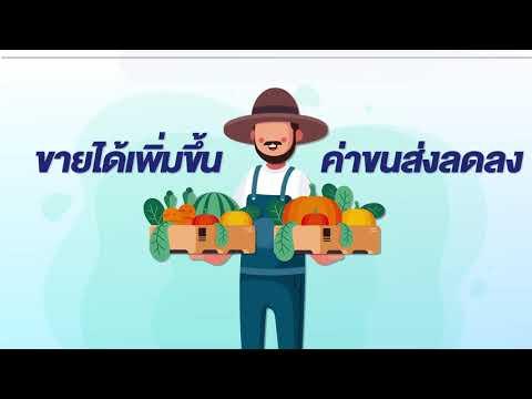 ระบบโลจิสติกภาคการเกษตรกับการลดต้นทุน