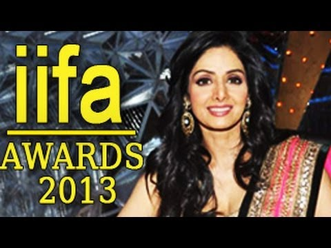Sridevi to perform at IIFA Awards 2013