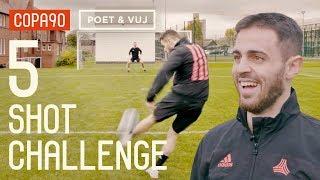 Video 5 Shot Challenge with Bernardo Silva! ft. Poet and Vuj MP3, 3GP, MP4, WEBM, AVI, FLV Desember 2018