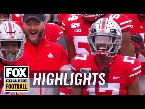 No.1 Ohio State's onside kick vs. Maryland is one of the best ever | HIGHLIGHTS | CFB ON FOX