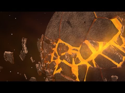 blender - http://www.LittleWebHut.com This Blender video demonstrates how to make an image of a planet bursting into pieces. Blender version 2.68a was used for this tu...