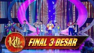 Video Zona Super Group Abi Ft  Danias, Mahesya & Yogie - Final 3 Besar KDI (25/9) MP3, 3GP, MP4, WEBM, AVI, FLV November 2018