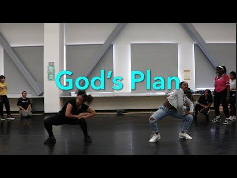 God's Plan X Gwara - DJ Flex & Tizo | Danny Inestroza Choreography