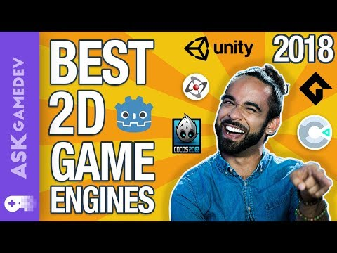 Video The Best 2D Game Engines in 2018 download in MP3, 3GP, MP4, WEBM, AVI, FLV January 2017