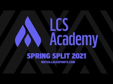 TLA vs 100A   Week 4   2021 LCS Academy Spring Split   Team Liquid vs. 100 Thieves