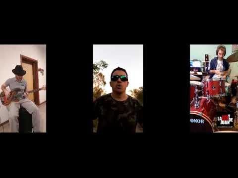 Pacífico Los Piojos Cover Tributo en cuarentena -Tema grabado por